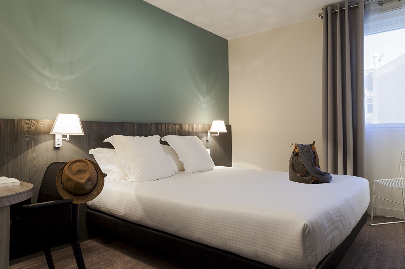 Chambre Standard Hotel Clarion Collection Amp Restaurant
