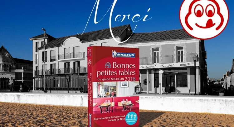 Guide Michelin 2016 Hôtel Clarion Collection Les Flots Chatelaillon Plage